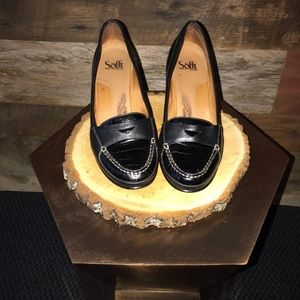 Sofft Penny loafer with heels 9